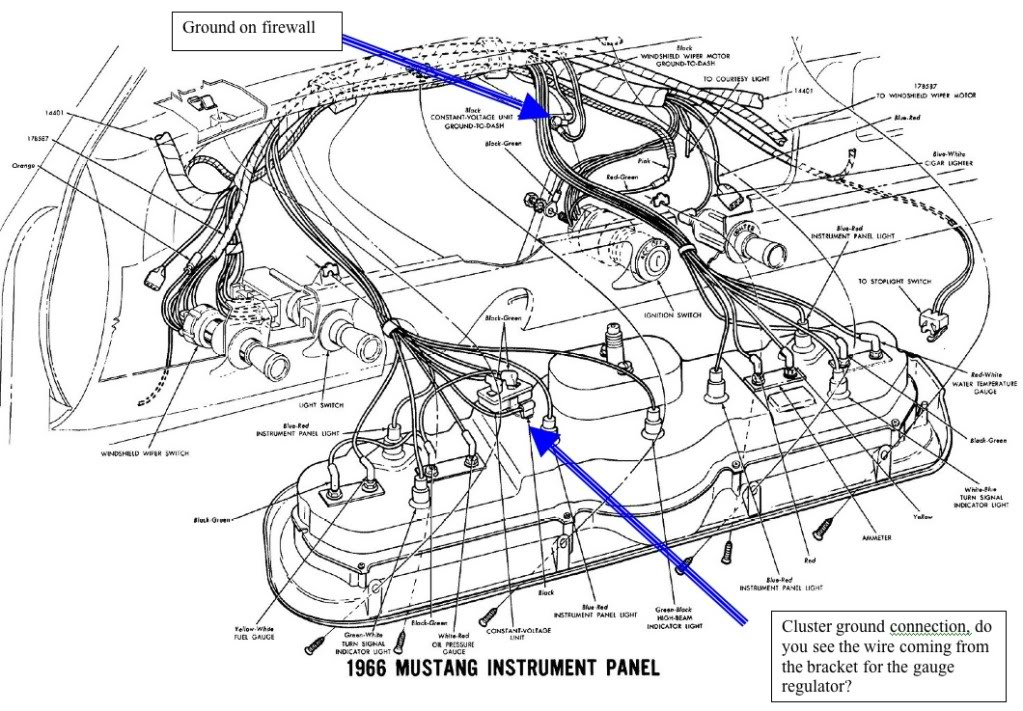 1966 Mustang Ignition Switch Wiring Diagram from jalopyjournal.com