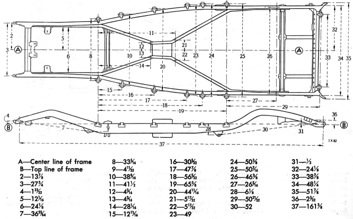 1948 willys jeep wiring diagram
